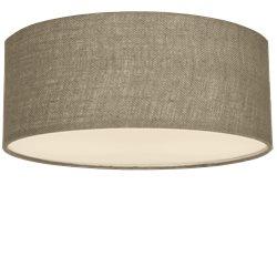 Scan Lamps BENDIR plafond, grå