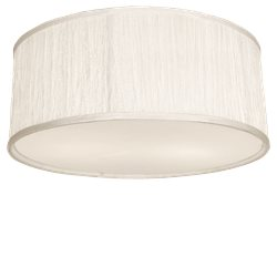 Scan Lamps BENDIR plafond, vit rynk