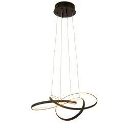 Scan Lamps NEBULOSA taklampa, svart