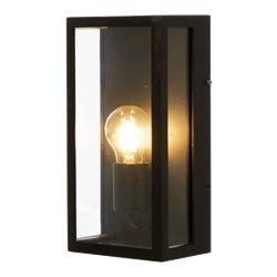 Aneta Belysning ARENDAL vägglampa ute, svart