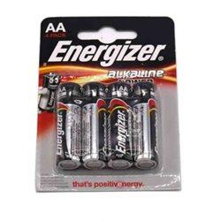 Energizer Batteri Duracell Lr6 Aa 4-Pack