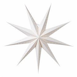 Watt&Veke Vintergatan Stjärna 118 Vit Exkl Upphäng