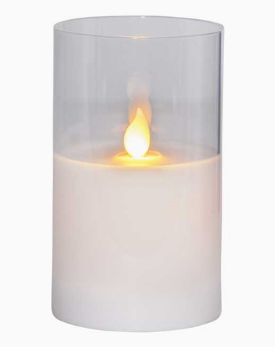 Star Trading LED Vokslys Motion Twinkle. 12,5cm