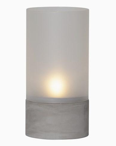 Star Trading Cementlykta med LED. 064-88