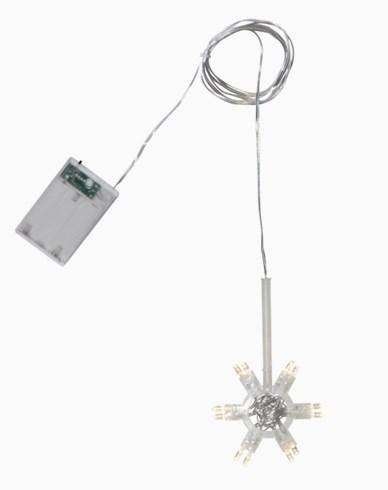 Star Trading Batteridriven ljusslinga för julstjärnor