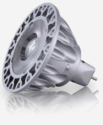 SORAA LED-pære VIVID GEN3 MR16 3000K 7.5W CRI 95, R9 95