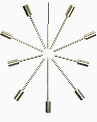 Star Trading PIX Metallstjärna i mässing. 3,5 meter