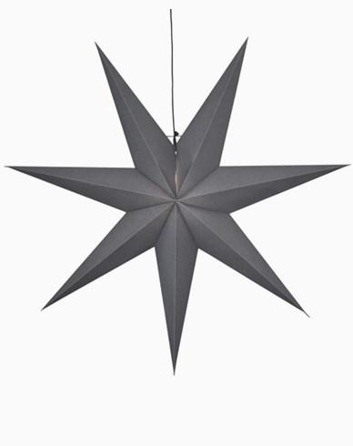 Star Trading OZEN stjerne, grå. E14 100x100cm