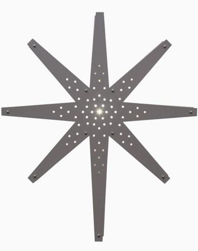 Star Trading TALL julestjerne, beige. E14 60x70x10 cm