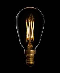 Danlamp LEDpære Mini Edison E14 2,5W/2200K Dimbar