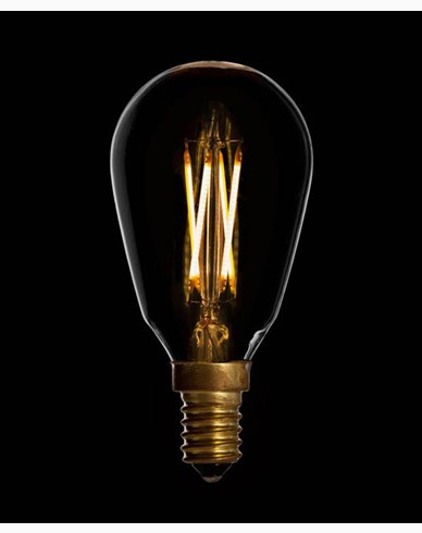 Danlamp LEDlampa Mini Edison E14 2,5W/2200K Dimbar