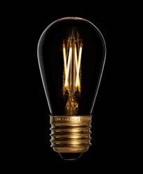 Danlamp LEDlampa Mini Edison E27 2,5W/2200K Dimbar