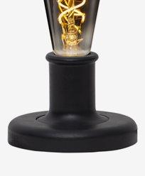 Star Trading JOJO Lampfot E27 Svart