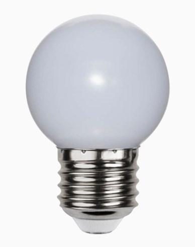 Star Trading LED Klotlampa Opal 1W 6500K E27