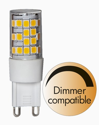 Star Trading LED-pære stift G9 3,8W/4000K (35W)