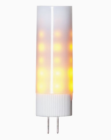 Star Trading LED-lampa flammande sken G4 0,3-0,7W