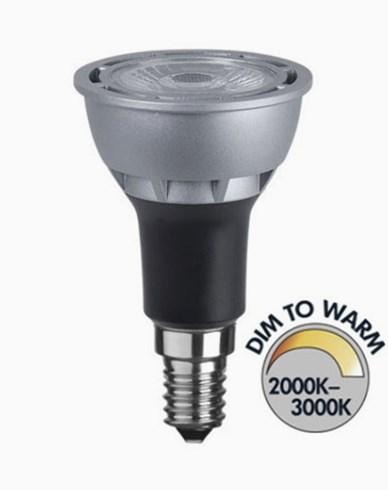Star Trading Spotlight LED E14 Dim To Warm RA95 7W (50W)