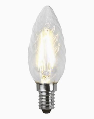 Star Trading Illumination LED Mignon Twisted filament E14 2700K 250lm 2,6W (25W)