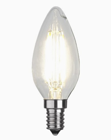 Star Trading Illumination LED Mignon filament E14 2700K 470lm 4,2W (40W)