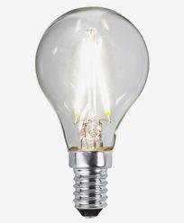 Star Trading LED-pære Krone/Illum E14 2,3W/4000K (25W)