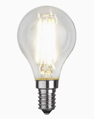 Star Trading Illumination LED kronepære filament E14 2700K 470lm 4,2W (40W)