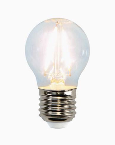 Star Trading Illumination LED kronepære E27 2W/827 (15W)