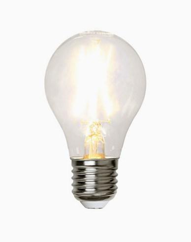 Star Trading Illumination Klar filament LED pære E27 2W/2700K (22W)