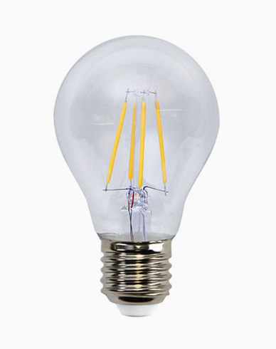 Star Trading Illumination LED Klar filament Normal E27 2700K 4W (35W) Dimmerkompatibel