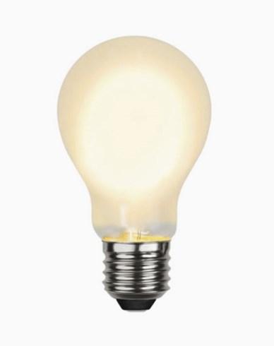 Star Trading Illumination LED Frostet E27 Dim to Warm 3000-2200K 280lm 4W (27W)