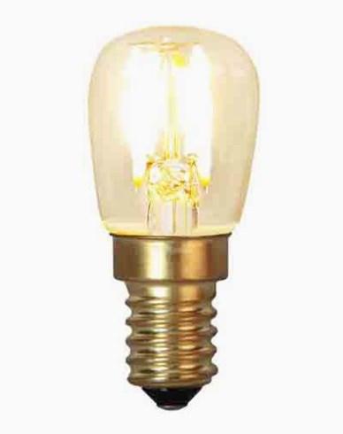 Star Trading LED-lampa Päronlampa E14 2100K 1,4W 60lm