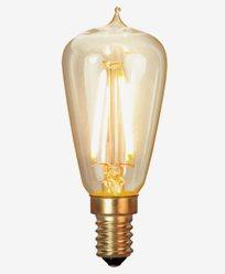 Star Trading LED Mini Edison E14 Soft glow 2200K 1,9W 120 lm