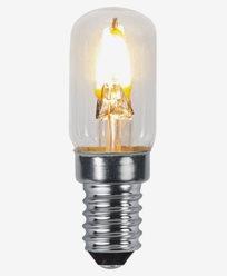 Star Trading LED Minipære Soft Glow 0,3W/2100K E14