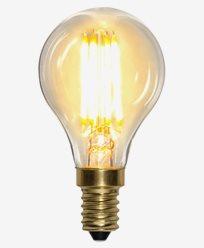 Star Trading LED-pære Soft Glow Dim E14 krone 4W (35W)