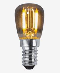 Star Trading LED minipære E14 Soft glow 2200K 1,4W 30 lm