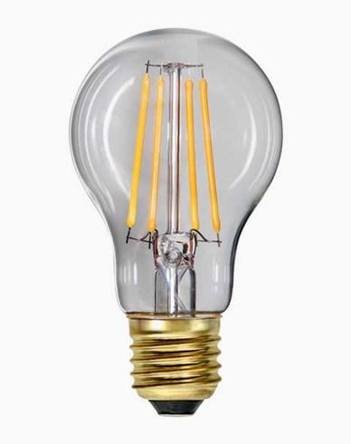 Star Trading LED-lampa Klar E27 Soft Glow Dim 6W (60W)