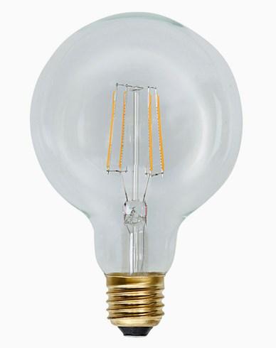 Star Trading Decoration LED Klar filament Glob G95 E27 2,3W (≈25W)