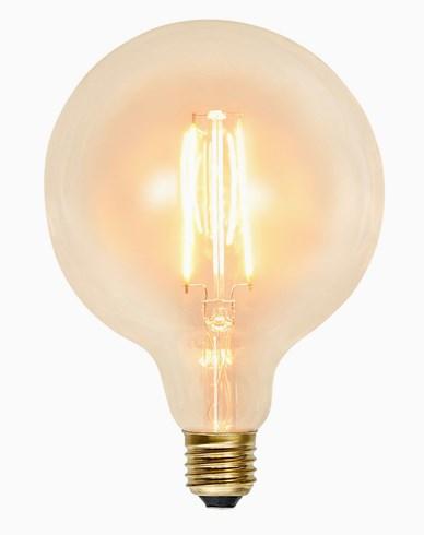 Star Trading Soft Glow LED filament Globe G125 E27 2,3W (≈25W)