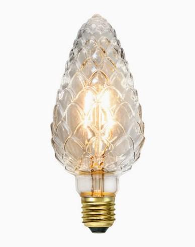 Dekoration LED filament E27 Ljus kotte