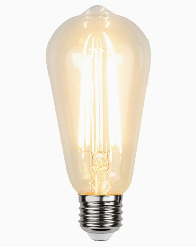 Star Trading Soft Glow LED filament Edison E27 2,3W (25W)