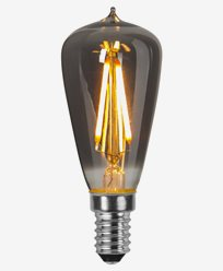 Star Trading LED Mini Edison E14 Soft glow 2100K 1,6W 30 lm