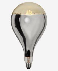Star Trading LED-pære A165 Sølv E27 8W 400lm