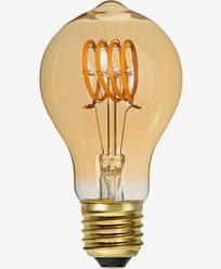 Star Trading Decoration LED-pære filament E27 A60 2000K 2,7W