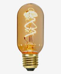 Star Trading LED-pære Decoration amber E27 2W (15W)