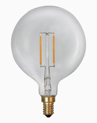 Star Trading LED-pære Soft Glow  Globe Ø80 E14 1W (15W)