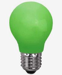 Star Trading GRÖN E27 0,7W LED-lampa 356-43-1