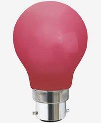 Star Trading LED-lampa RÖD B22d 0,5W 356-45-3
