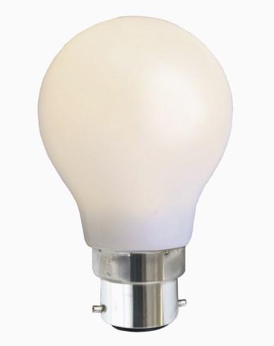Star Trading LED-lampa Vit B22d 0,9W 356-48-5