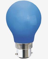 Star Trading LED-lampa BLÅ B22d 0,7W 356-49-3