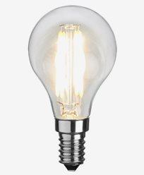 Star Trading LED-pære krone / illum 12V AC/DC 2700K 2,2W (_25W)