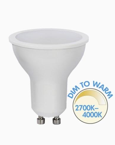 Star Trading Illumination LED Opal GU10 Dim to Warm 4000-2700K 450lm 5,5W (40W)